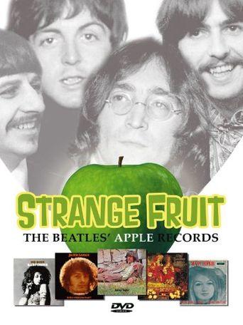 Strange Fruit - The Beatles' Apple Records Poster