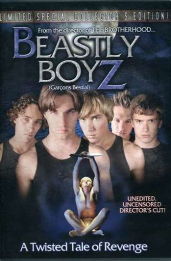 Beastly Boyz Poster