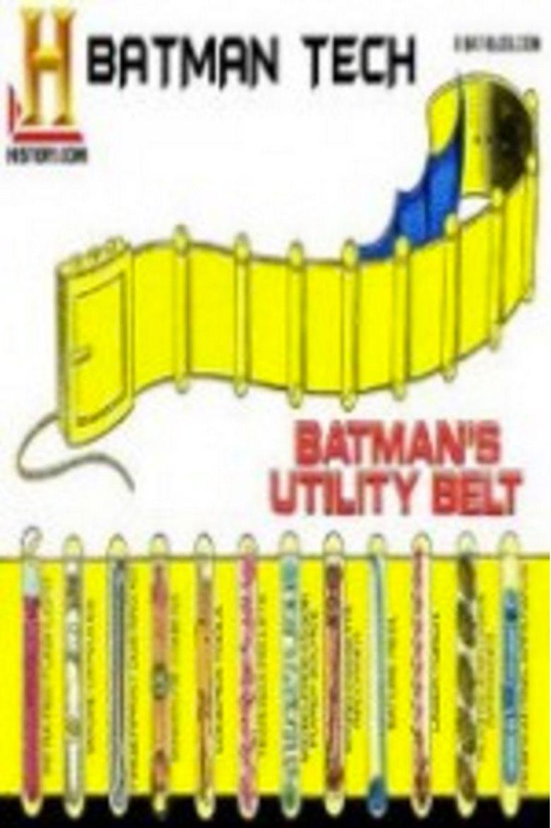 Batman Tech Poster