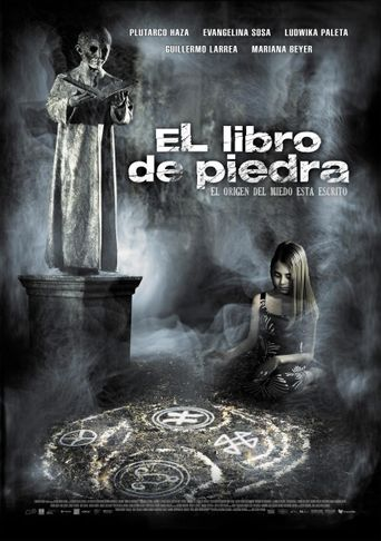 The Book of Stone Poster