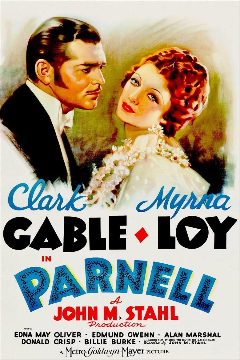 Parnell Poster
