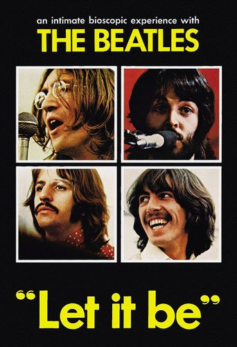 Let It Be Poster