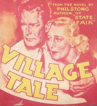 Village Tale Poster