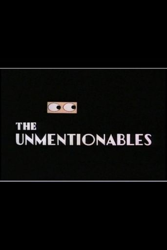 The Unmentionables Poster