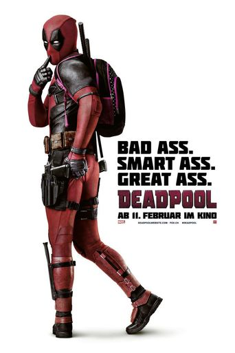 Deadpool: From Comics to Screen... to Screen Poster
