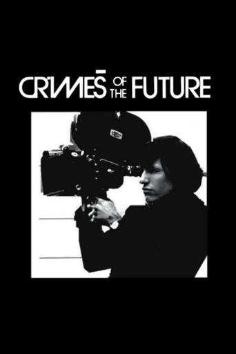 Crimes of the Future Poster