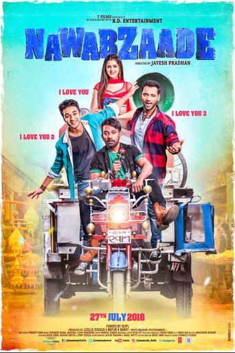 Nawabzaade Poster