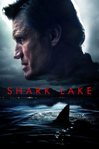 Shark Lake Poster