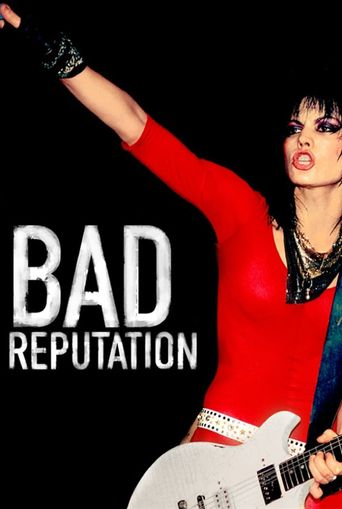 Bad Reputation Poster
