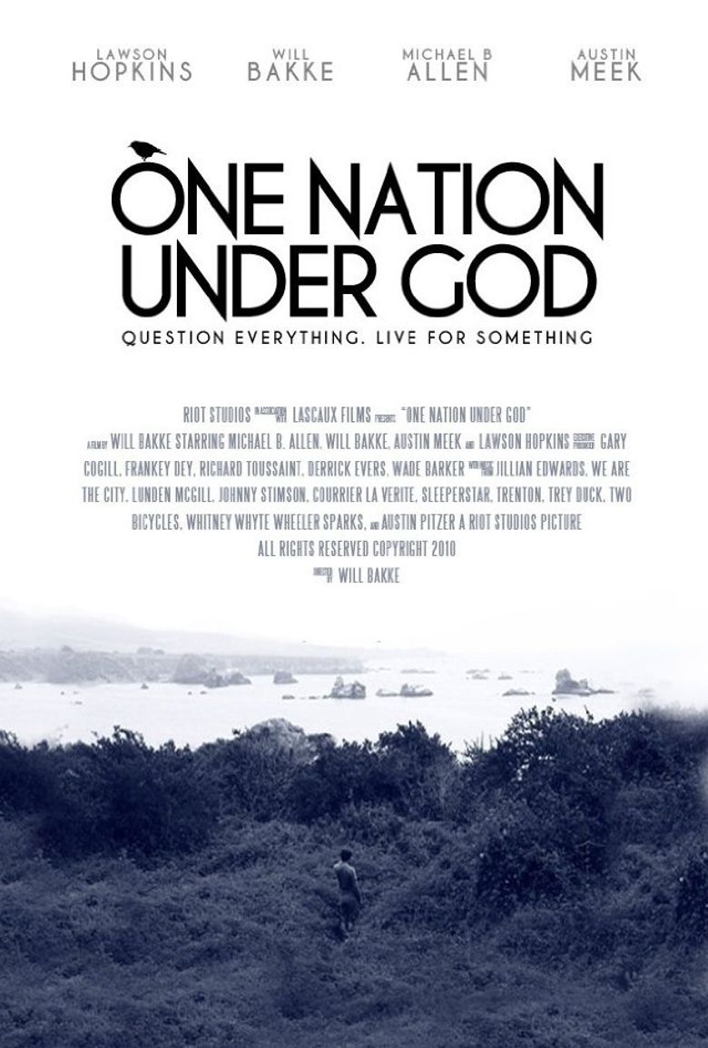 One Nation Under God Poster