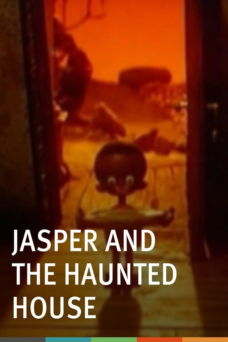 Jasper and the Haunted House Poster