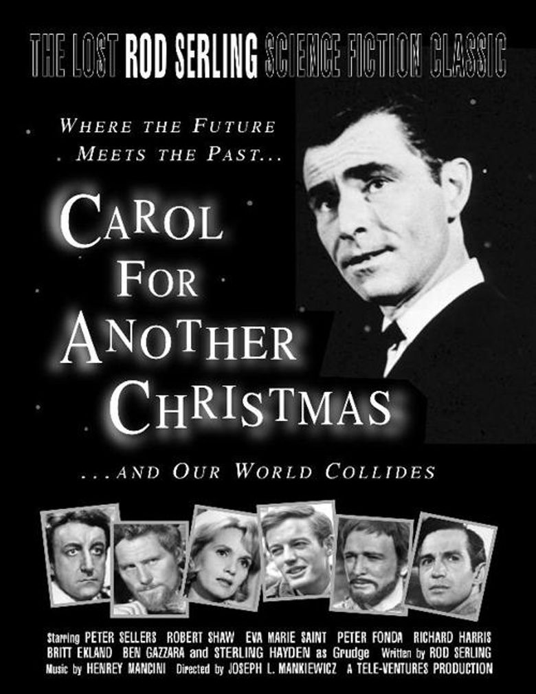 A Carol for Another Christmas Poster