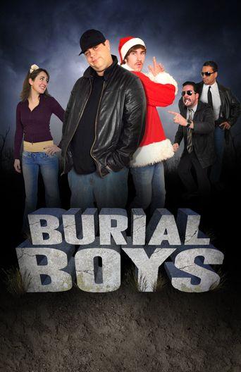 Burial Boys Poster