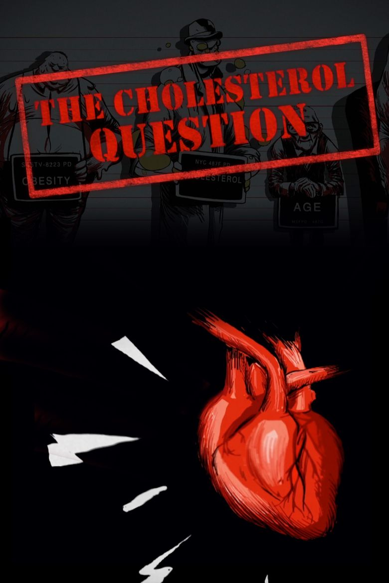 The Cholesterol Question Poster