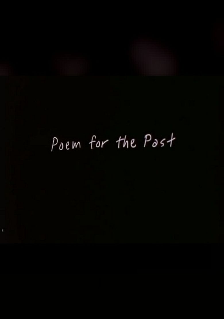 Poem for the Past Poster