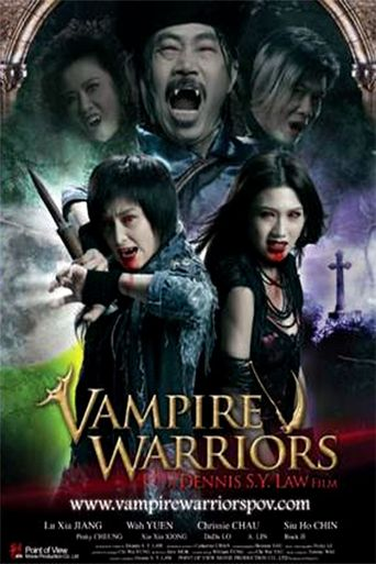 Vampire Warriors Poster