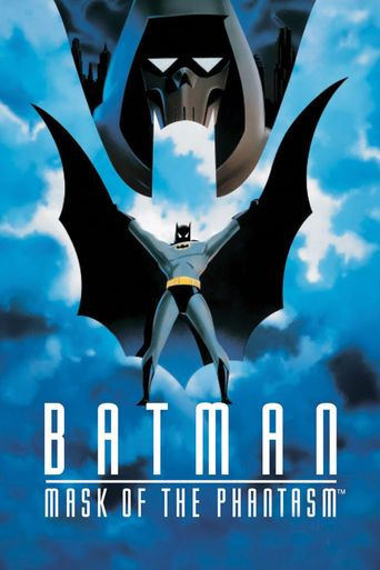 Batman: Mask of the Phantasm Poster