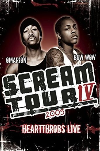 Bow Wow & Omarion: Scream Tour Iv - Heartthrobs Live Poster