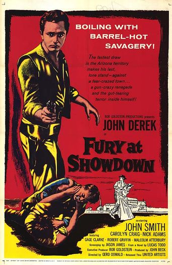 Fury at Showdown Poster