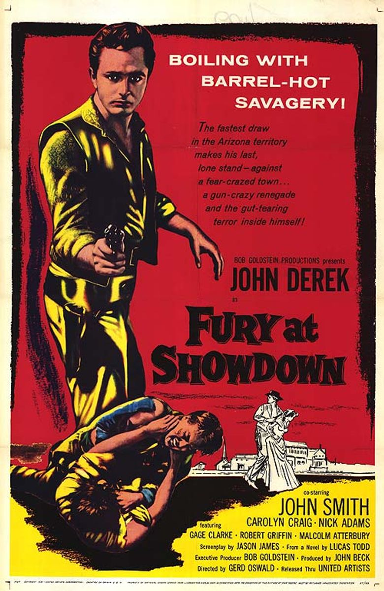 Fury at Showdown Poster