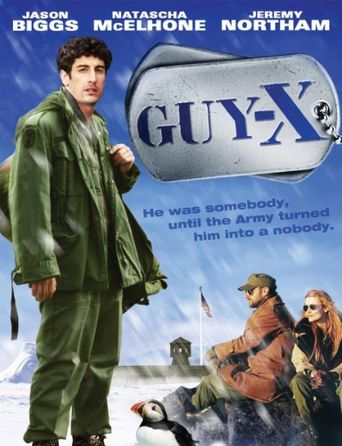 Guy X Poster
