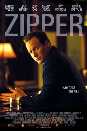 Zipper Poster