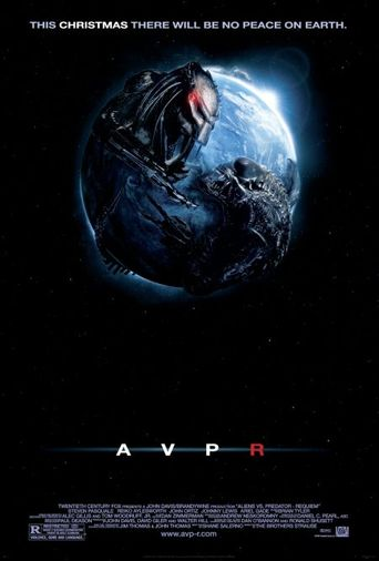 Aliens vs Predator: Requiem Poster
