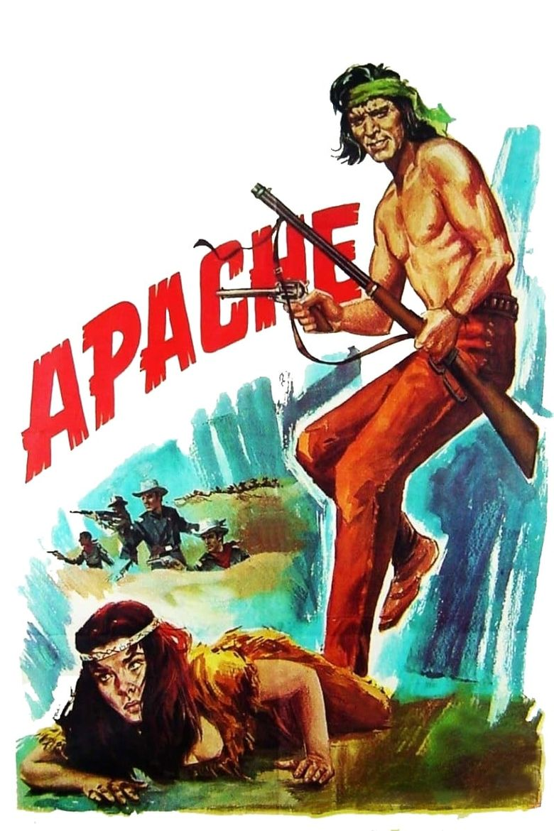 Apache Poster