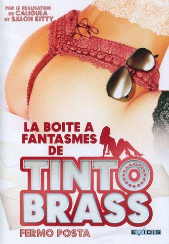 P.O. Box Tinto Brass Poster