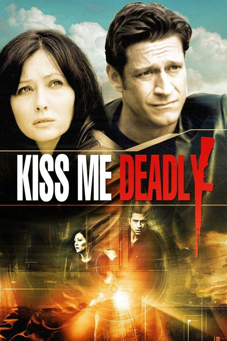 Kiss Me Deadly Poster