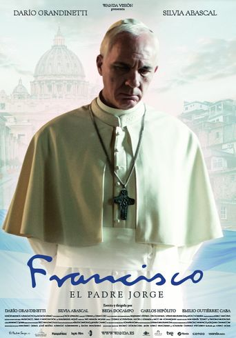 Francis: Pray for Me Poster