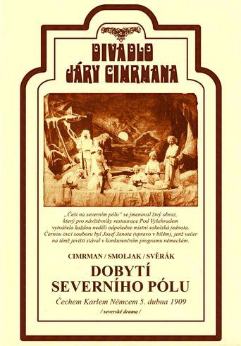 Dobytí severního pólu Poster
