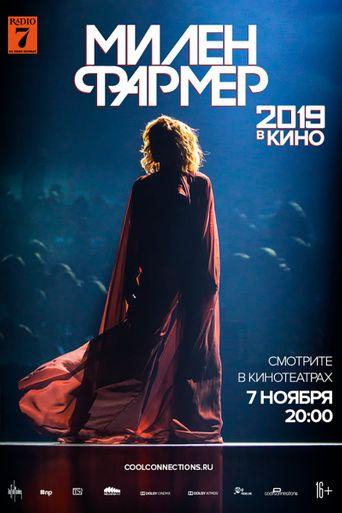 Mylène Farmer 2019 - Le Film Poster