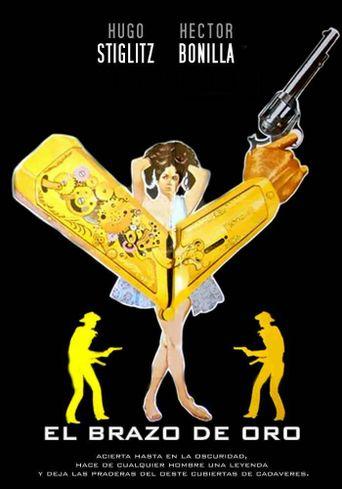 El Brazo de Oro Poster