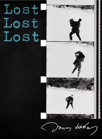 Lost, Lost, Lost Poster