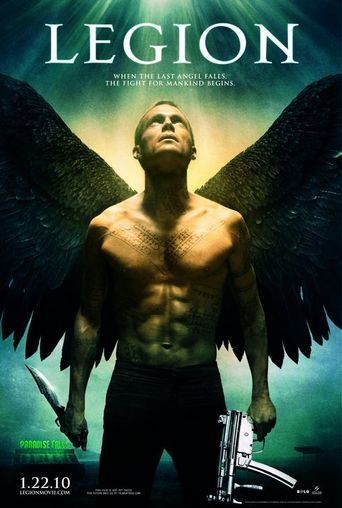 Watch Legion