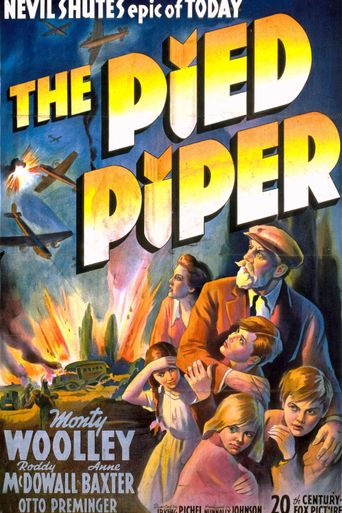 The Pied Piper Poster