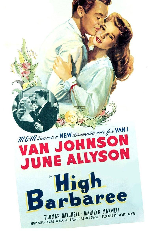 High Barbaree Poster