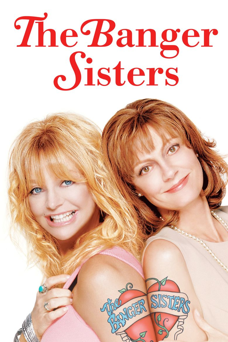 The Banger Sisters Poster