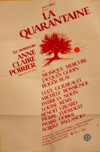 La Quarantaine Poster