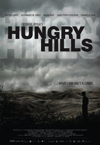 Hungry Hills Poster
