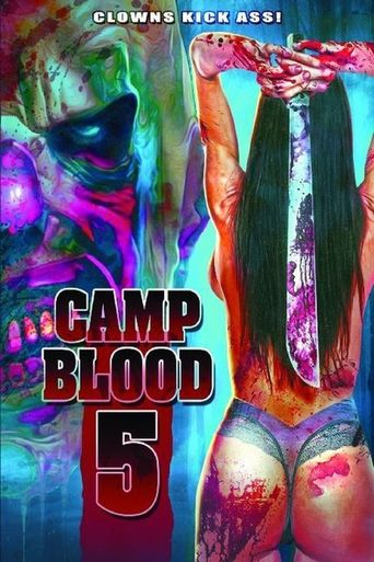 Camp Blood 5 Poster