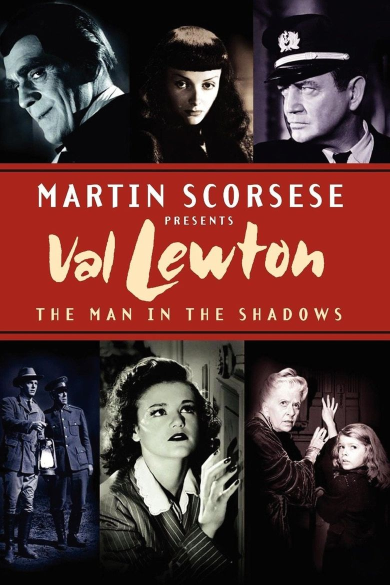 Val Lewton: The Man in the Shadows Poster
