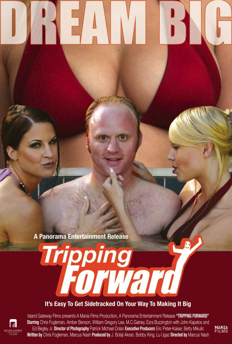 Tripping Forward Poster