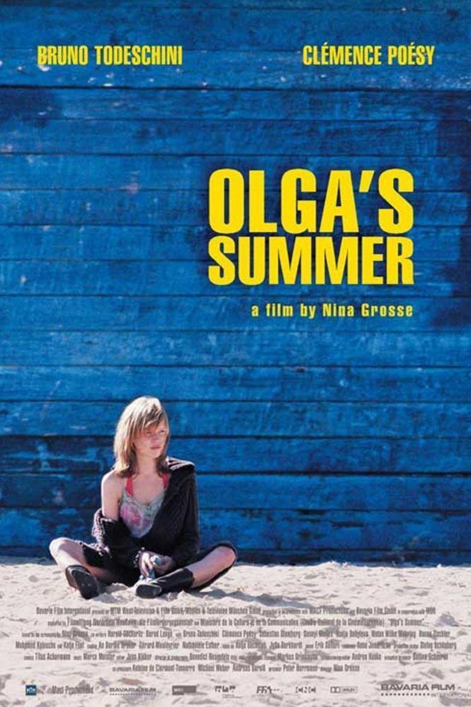 Olga's Summer Poster