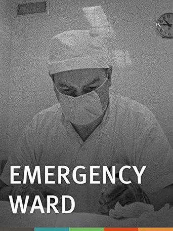 Emergency Ward Poster