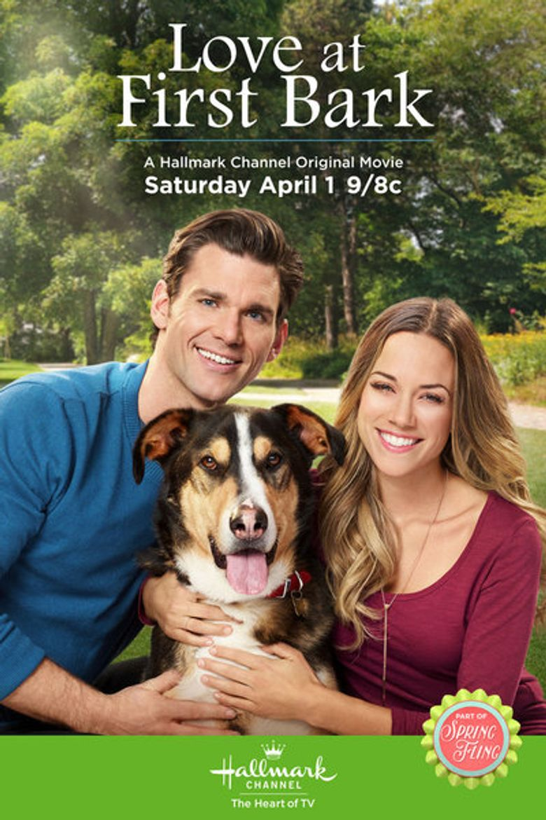 Love at First Bark Poster