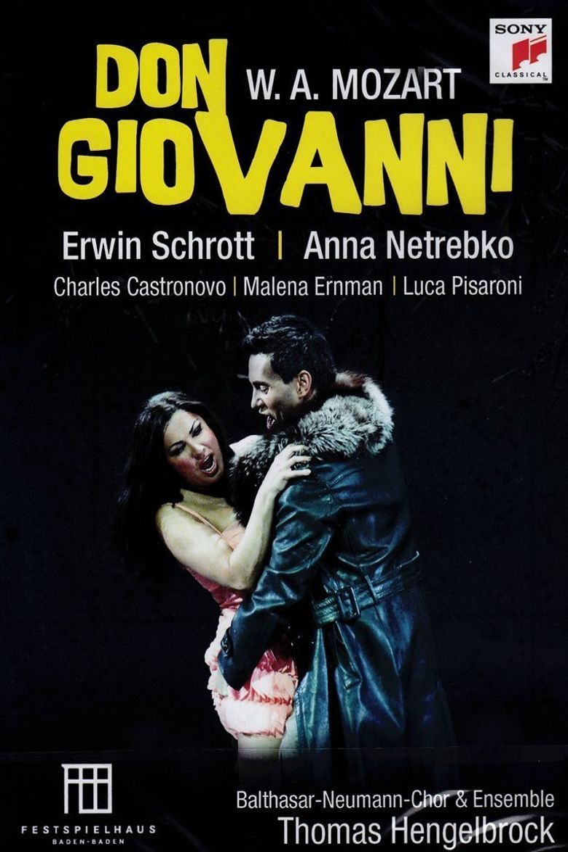 Mozart Don Giovanni Poster