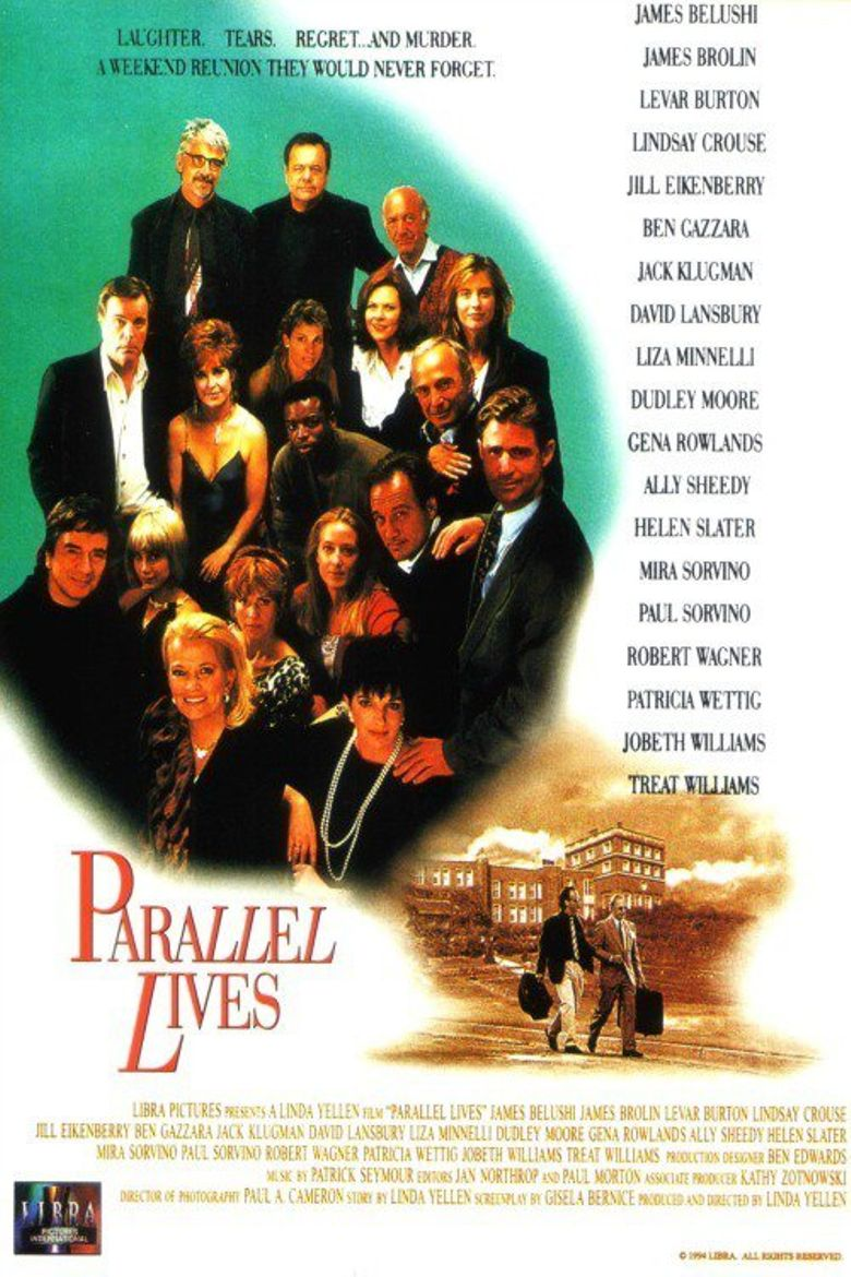 Parallel Lives Poster