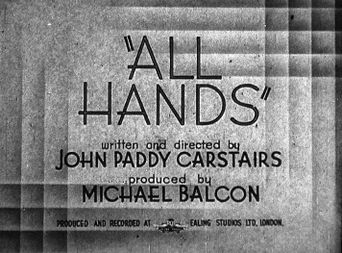 All Hands Poster